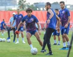 مصر اليوم - دوليو الأهلي ينتظمون في التدريبات استعداداً لمواجهة بطل النيجر