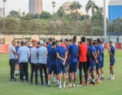 مصر اليوم - الأهلي يواصل الاستعداد لمباراة الحرس الوطني في دوري أبطال أفريقيا
