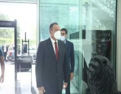 مصر اليوم - الخطيب يغادر المستشفى ويتقدم بأوراق ترشحه لرئاسة الأهلي