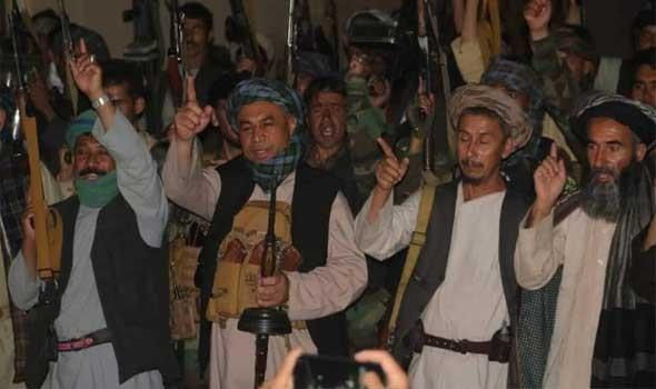 مصر اليوم - مظاهرات في كابول دعما للمعارضة في بنجشير ومنددة بالتدخل الباكستاني وسط إطلاق النار من طالبان