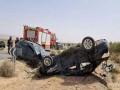 مصر اليوم - عشرات الجرحى جراء انقلاب حافلة في محافظة المنيا المصرية