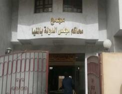 مصر اليوم - إخلاء مجمع محاكم المنيا في مصر عقب تهديدات بتفجير المكان