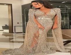 مصر اليوم - نادين نسيب نجيم بإطلالة ملكية في حفل الموريكس دور