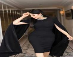 مصر اليوم - لجين عمران تتألق بفستان أنيق وإطلالة فخمة